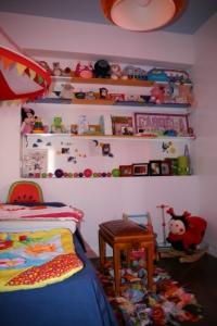 Estantes medidor imanes RCdiseño habitacion niños regalos originales personalizados en chapa de metal